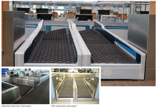 pCC 2000 (Check-in Conveyor) Baggage Handling System